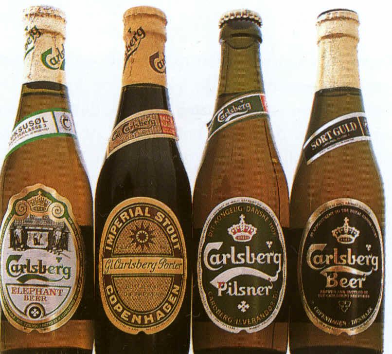 flesjes Carlsberg