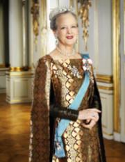 Koningin Megrethe II van Denemarken