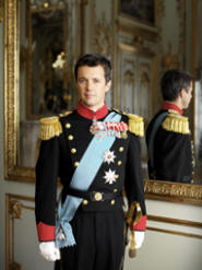 Kroonprins Frederik X van Denemarken