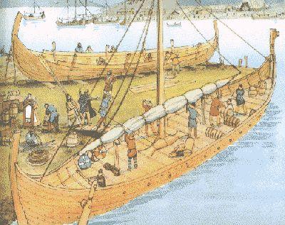Vikingschepen